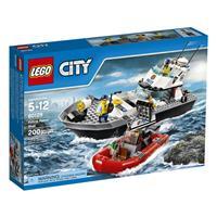 Lego City Polizei Patrouillen Boot 60129