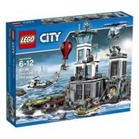 Lego City Polizeiquartier auf der Gefängnisinsel 60130