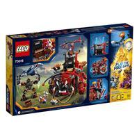 Lego Nexo Jestros Gefährt der Finsternis 70316 Detailansicht 01