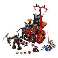 Lego Nexo Jestros Gefährt der Finsternis 70316 Detaillierte Ansicht 02