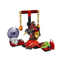 Lego Nexo ULTIMATIVER Monster Meister 70334 Detaillierte Ansicht 02