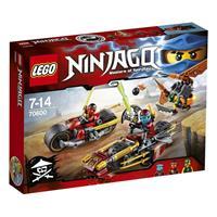 Lego Ninjago Ninja Bike Jagd 70600