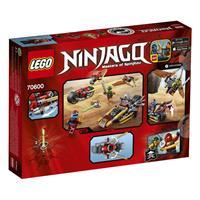 Lego Ninjago Ninja Bike Jagd 70600 Detailansicht 01