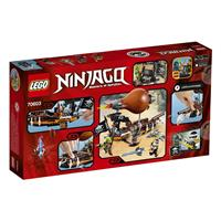Lego Ninjago Kommando Zeppelin 70603 Detailansicht 01