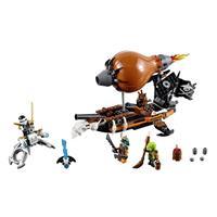 Lego Ninjago Kommando Zeppelin 70603 Detaillierte Ansicht 02