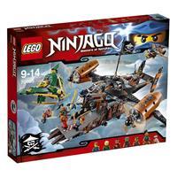 Lego Ninjago Luftschiff des Unglücks 70605