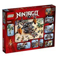 Lego Ninjago Luftschiff des Unglücks 70605 Detailansicht 01