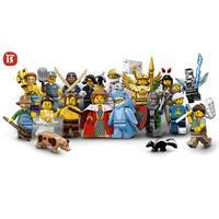Lego Minifigures 71011 Serie 15 Detailansicht 01