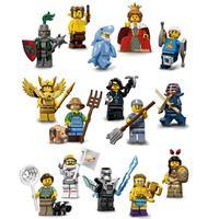 Lego Minifigures 71011 Serie 15 Detaillierte Ansicht 02