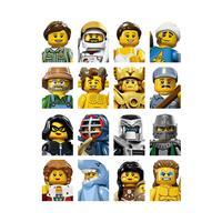 Lego 71011 minifiguren serie 15 alle 3 Ansichtsdetail 03