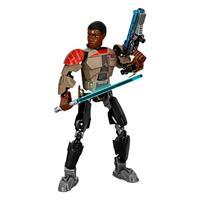 Lego Star Wars Actionfigur Finn 75116 Detaillierte Ansicht 02