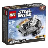 Lego Star Wars Microfighter Villain craft blue Hauptbild