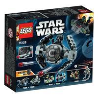 Lego Star Wars TIE Advanced Prototype 75128 Detailansicht 01