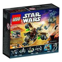 Lego Star Wars Wookiee Gunship 75129 Detailansicht 01