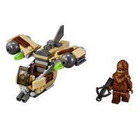 Lego Star Wars Wookiee Gunship 75129 Detaillierte Ansicht 02