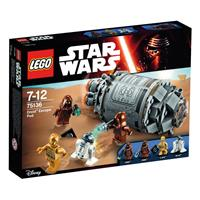 Lego Star Wars Droid Escape Pod 75136 Hauptbild