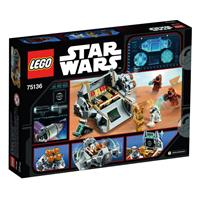 Lego Star Wars Droid Escape Pod 75136 Detailansicht 01