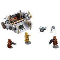 Lego Star Wars Droid Escape Pod 75136 Detaillierte Ansicht 02