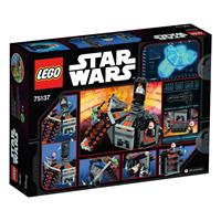 Lego Star Wars Carbon Freezing Chamber 75137 Detailansicht 01