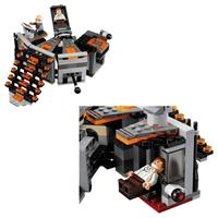 Lego Star Wars Carbon Freezing Chamber 75137 Ansichtsdetail 03