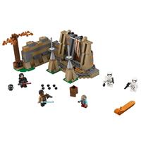 Lego Star Wars Battle on Takodana 75139 Detaillierte Ansicht 02