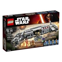 Lego Star Wars Resistance Troop Transporter 75140 Hauptbild