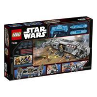 Lego Star Wars Resistance Troop Transporter 75140 Detailansicht 01