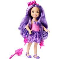 Mattel Barbie 4 Königreiche Zauberhaar Chelseas Lila Hauptbild