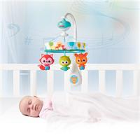 Tiny Love Tiny Friends Lullaby Schlaflied Mobile Detaillierte Ansicht 02
