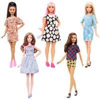 Mattel Barbie Fashionitas Puppen FBR37
