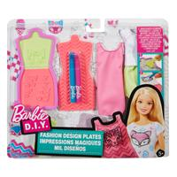 Mattel Barbie Mode Muster Set 2 DYV68