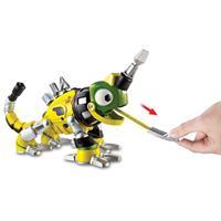 Mattel Dinotrux Hero Repto DPC58 Streckt Zunge Raus Bewegt Sich 03