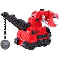 Mattel Dinotrux Repto Control T Rux FCP26 Rot Abrissbirne 02