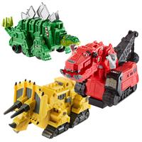Mattel Dinotrux Sort. CJV90 Rückzieh-Fahrzeuge