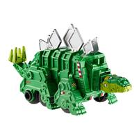 Mattel Dinotrux Rueckzieh Fahrzeuge CJV90 CJV94 Recyco Hauptbild