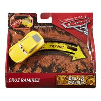 Mattel Disney Cars 3 Crazy 8 Crashers Singles DYB03 Cruz Ramirez