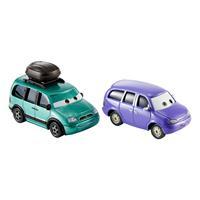 Mattel Disney Cars 3 Die-Cast 2er-Pack DXV99 Minny & Van