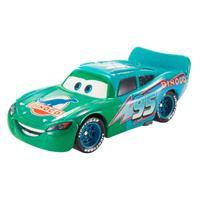 Mattel Disney Cars Die Cast Farbwechsel Fahrzeuge CKD15 T2953 Flash McQueen Dinoco Hauptbild