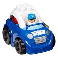 Mega Bloks Polizeiauto DYT60
