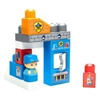 Mattel Mega Bloks Spielset DYC54 Polizeiwache