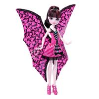 Mattel Monster High Fledermaus Draculaura DNX65