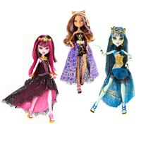 Mattel Monster High 13 Wünsche Party