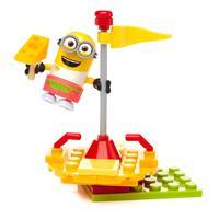 Mattel Mega Construx FDX74 Ich - einfach unverbesserlich 3 Fun Pack Käse-Karussell