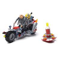 Mattel Mega Construx FDX82 Ich - einfach unverbesserlich 3 Gru's Transforming Moto