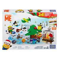Mattel CPC57 Mega Bloks Minions Advent Calendar