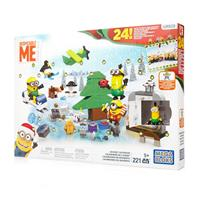Mega Bloks Minions Adventskalender Mattel CPC57 02