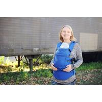Moby Baby Carrier Aria Blau