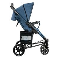Moon FLAC city Buggy | blue melange 61610300 990