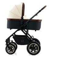 Moon Kombikinderwagen NUOVA | STYLE | 63630210 993 mit Babywanne