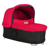 MountainBuggy Carrycot Plus Babywanne Urban Jungle chilli mit windschutz Hauptbild